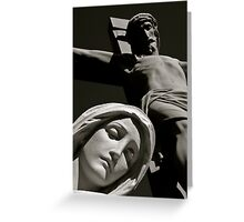 Mother of Christ Greeting Card