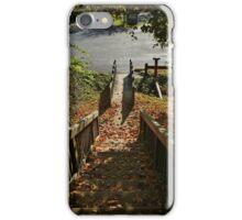 Downward Autumn iPhone Case/Skin