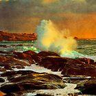 Rocky Shores by Miles Moody