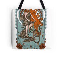BikeBike Nouveau Tote Bag