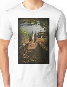 Downward Autumn Unisex T-Shirt