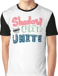 Shadow Cadets Unite! Graphic T-Shirt