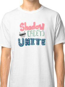 Shadow Cadets Unite! Classic T-Shirt