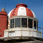 Old Cape Spear Lighthouse by Eunice Gibb