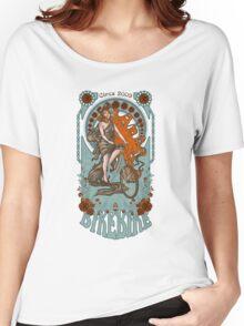 BikeBike Nouveau Women's Relaxed Fit T-Shirt