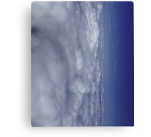 Fade into Blue Sky Canvas Print