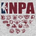 NPA Athletics - Red by teevstee