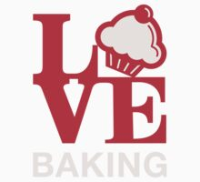 Love Baking Kids Clothes