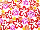 Doodle Flowers by Sammy Nuttall
