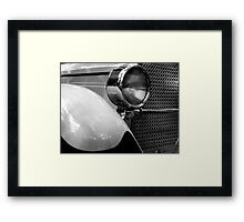 2013 Calendar - Classic Wheels - May Framed Print