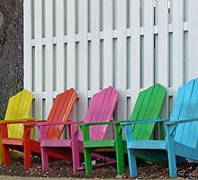 Beach Chairs by Cynthia48