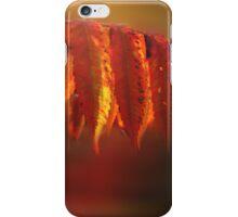 Sumac Fall iPhone Case/Skin