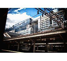 Kyoto's Station Photographic Print