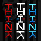 THINK AMERIKA by Blasphemy