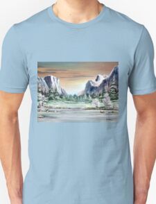 Yosemite Valley  T-Shirt