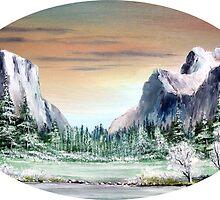Yosemite Valley  by bill holkham