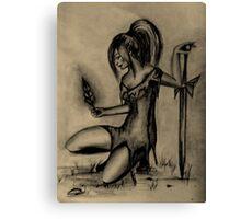 Nellas Canvas Print