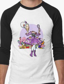 Kawaii Marie Antoinette Men's Baseball ¾ T-Shirt