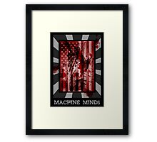Machine Minds Framed Print