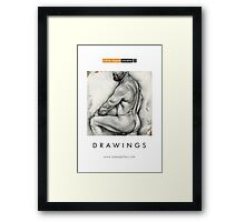 Drawings by Chris Lopez Framed Print