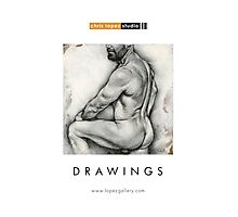 Drawings by Chris Lopez Photographic Print