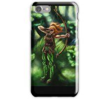 Elven Archer  iPhone Case/Skin