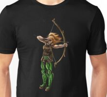 Elven Archer  Unisex T-Shirt
