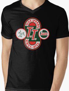 Isle Of Man TT Races 1971 Mens V-Neck T-Shirt