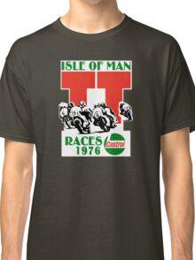 Isle Of Man TT Races 1976 Classic T-Shirt