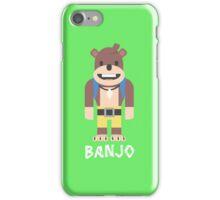 DKR Banjo iPhone Case/Skin