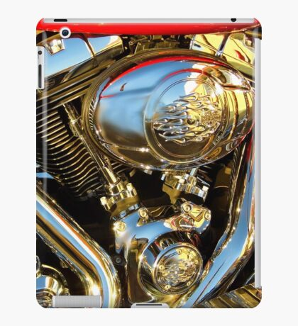 Bike Bling iPad Case/Skin