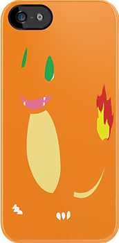Charmander Vector by spyderjava