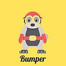 DKR Bumper by gallantdesigns