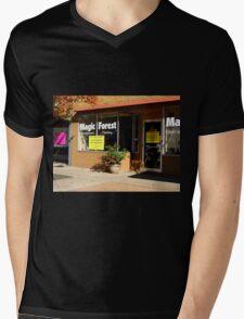 The End Of An Era Mens V-Neck T-Shirt