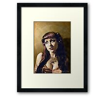 'Forgiven'  Framed Print