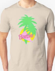 Malibu Babe Palm Tree Unisex T-Shirt