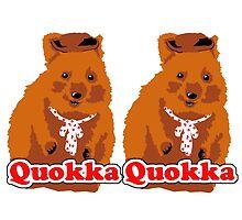 Quokka Quokka by MrBlame