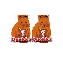 Quokka Quokka Photographic Print