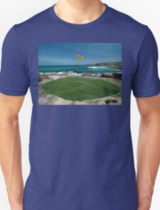 18th Hole, Sculptures By The Sea, Australia 2011 T-Shirt