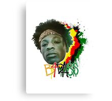 Joey Badass Joey Bada$$ Pro Era T shirt Canvas Print