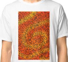 Sunset Swirls Classic T-Shirt