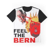 Feel The Bern Graphic T-Shirt