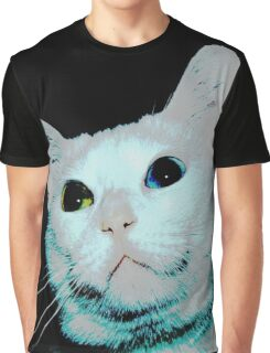 Pink kitty  Graphic T-Shirt