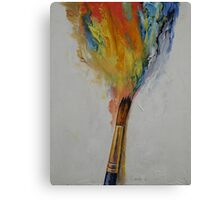 Paint Canvas Print