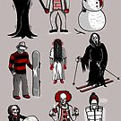 HORROR LIVES WINTER by palitosci