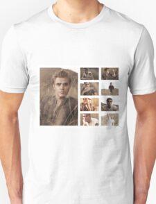 Paul Wesley grass photoshoot T-Shirt