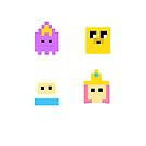 adventure time 8 bit ! by hallokittehxx