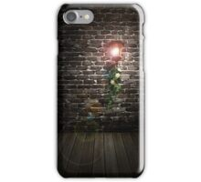 A lamp iPhone Case/Skin