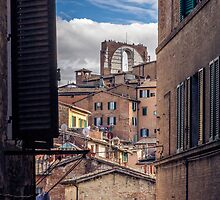 Siena Landscapes by MarceloPaz