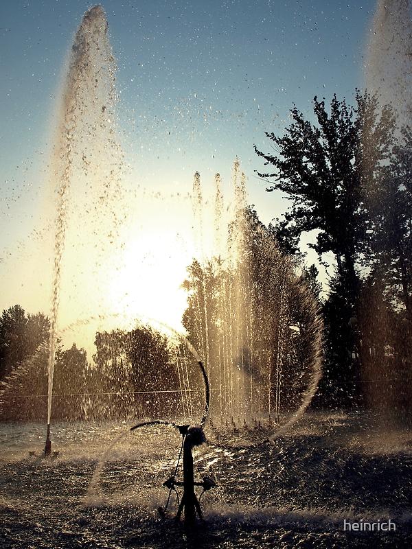 Fountain by heinrich